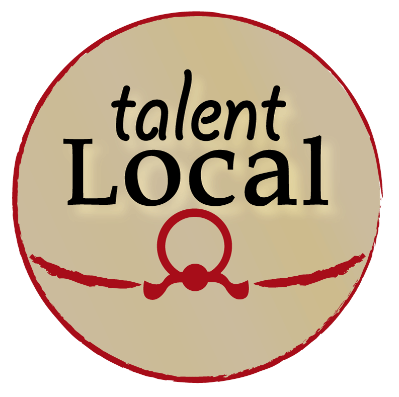 "Logo de la marque ""Talent Local"""